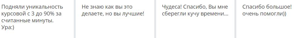 Отзывы о программе Антиплагиат Фокс